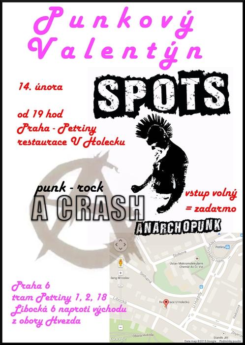 Punkovy Valentyn_plakat